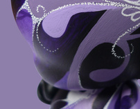 Purple Munny