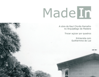 "Magazine ""Made In"""