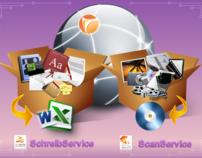 ScanService & SchreibService