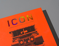 ICON - The Story of the Series Land Rover and Defender