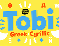 Tobi Greek + Cyrillic