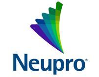 Neupro logo design