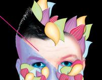 Digital Image Self Portraits