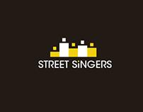 Street Singers - TV Show Branding
