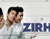 Zirh: Zirh.com (Process Work)