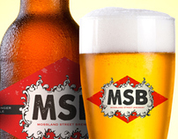 Mossland Street Brewery Logo