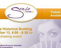 Culturall Fundraiser Website,  Logo