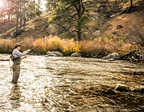 Deli Fresh Design Fly Fishing gear made in Colorado