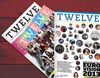 TWELVE webmagazine