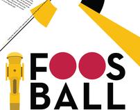 Foosball Poster