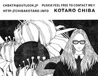 flyer - flwr (c) kotaro chiba