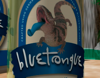 Bluetongue Advertisement