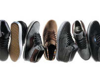 Vans OTW holiday collection 2011 brochure