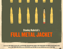 Full Metal Jacket Poster