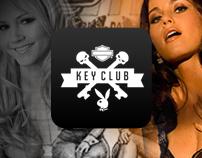 PLAYBOY & HARLEY DAVIDSON - key club microsite