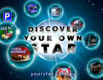 The Star - Discover Your own Star - PromoteIT