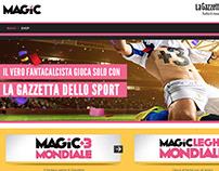 Gazzetta - Magic Mondiali 2018 - Magliette
