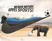 Nike - Nature Sports