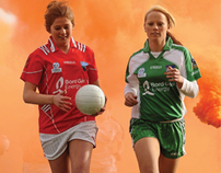 GAA Ladies Allstar Poster
