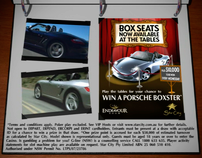 The Star - Win a Porsche Boxter