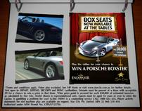 The Star - Win a Porsche Boxter