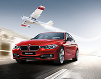BMW 3 Series Campaign - PASSION WINS