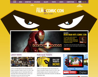 Middle East Film Festival & Comic Con (Website)