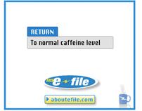 E-FILE Banner campaign