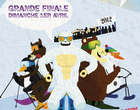 Affiche Derby des Kids 2012