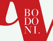 Bodoni Anatomy