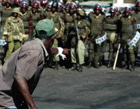 Demonstration and crime phenomenon in Nairobi, Kenya