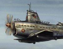 submarine aircraft