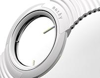 ASIG - nohero/nosky Concentric D. Wrist Watch