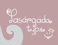 Pasárgada Type