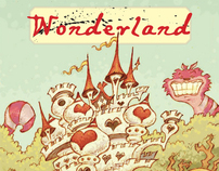 Wonderland Graphic Novel