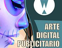 Publicidad de Diseño e impresion W