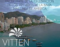 Publicidad para VITTEN / SB Arquitectura.