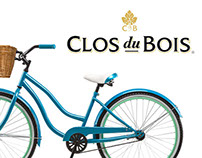Clos du bois Bicycle Contest