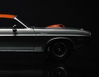 Dodge Challenger 1970 / Scale Model