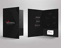 Corporate Design for Xtremis