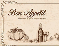 HP / INTEL - EVENTO BON APPÉTIT