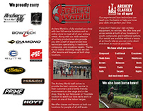 Archery World Brochure