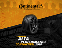 Continental Tires - Convenção Alta Performance 2016