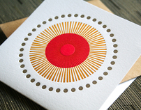 Starburst Card