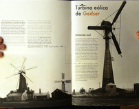 "Magazine ""Futuro renovável"" / 2010"