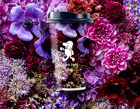 cama café ✕ plantica Visual Identity Design