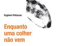 Enquanto uma colher não vem / Book cover design / 2009