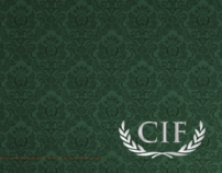 Branding Cabinet CIF / Identity
