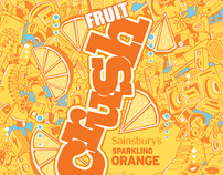 Sainsbury's Fruit Crush