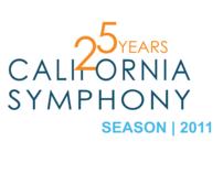California Symphony Letterhead & Envelope